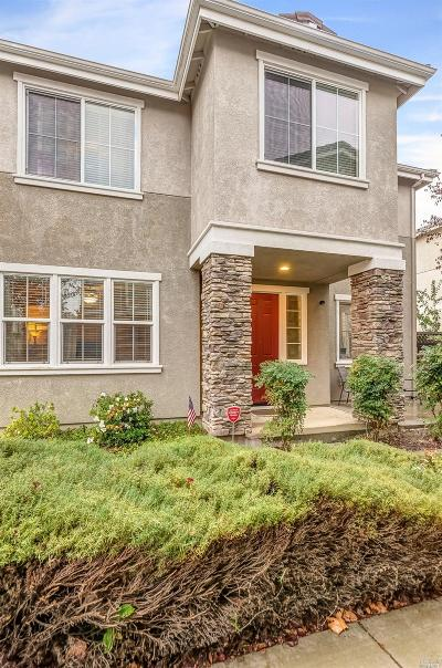 Vacaville Single Family Home Contingent - Release: 500 Toyon Lane