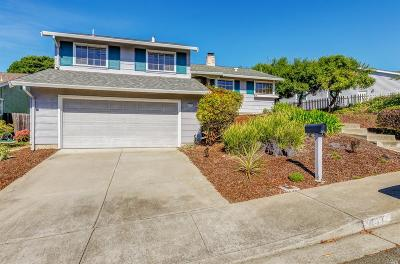 Benicia Single Family Home For Sale: 1777 Audrey Court