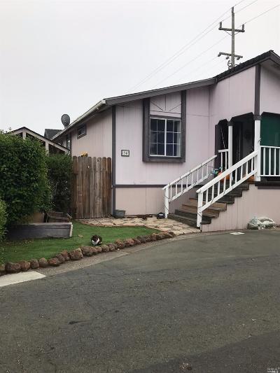 Santa Rosa Mobile Home For Sale: 34 Leisure Park Circle #34