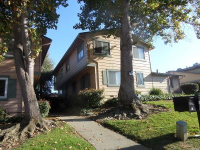 Vallejo CA Condo/Townhouse For Sale: $245,000