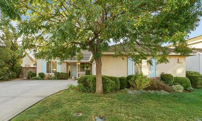 Fairfield Single Family Home For Sale: 2427 Trevino Way
