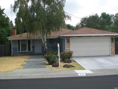 Contra Costa County Single Family Home For Sale