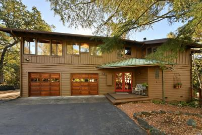 Ukiah Single Family Home For Sale: 1930 Mosswood Road
