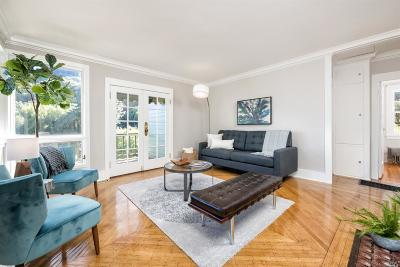 Marin County Multi Family 2-4 For Sale: 370 North Ferndale Avenue