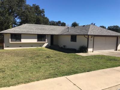 Ukiah CA Single Family Home For Sale: $438,888