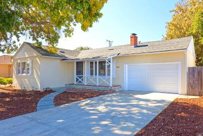 Vallejo Single Family Home For Sale: 885 Rosewood Avenue