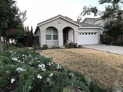 Vacaville Single Family Home For Sale: 778 Cannon Station Court