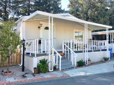 Santa Rosa  Mobile Home For Sale: 3455 Santa Rosa Avenue #71, 71
