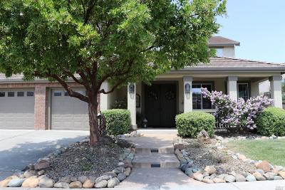 Vacaville Single Family Home For Sale: 854 Reading Way