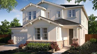 Santa Rosa Single Family Home For Sale: 2521 Barley Lane