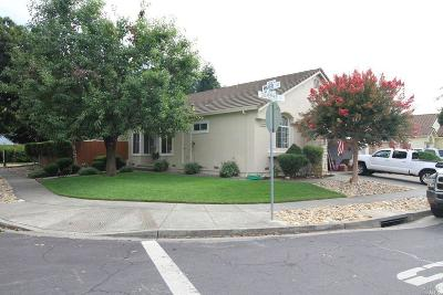 Napa County Single Family Home For Sale: 2201 Culpepper Street