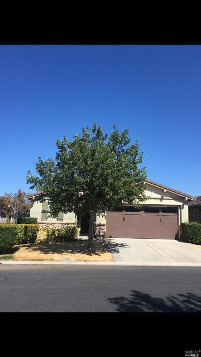 Rio Vista Single Family Home For Sale: 932 Diamante Drive