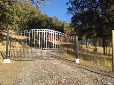 Hopland Single Family Home For Sale: 4200 Eastside Rancheria Road