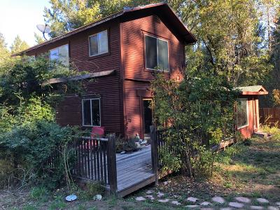 Willits Single Family Home For Sale: 28351 North Highway 101