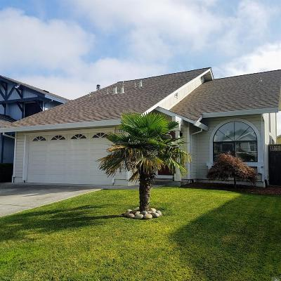 Rohnert Park Single Family Home For Sale: 7452 Mitchell Drive