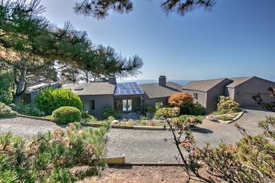 Annapolis, Bodega, Bodega Bay, Jenner, Stewarts Point, The Sea Ranch, Timber Cove Single Family Home For Sale: 101 Seawalk Drive