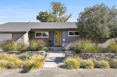 Healdsburg CA Single Family Home For Sale: $1,345,000
