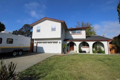 Benicia Single Family Home For Sale: 1885 Buena Tierra Street