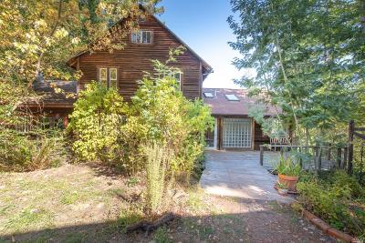 Mendocino County Single Family Home For Sale: 24800 Philo Greenwood Road