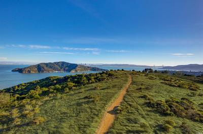 Marin County Residential Lots & Land For Sale: 624 Ridge Road