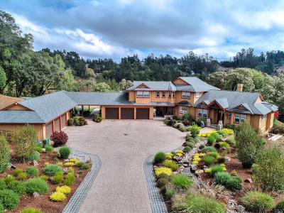 Sonoma County Single Family Home For Sale: 3645 Celesta Court