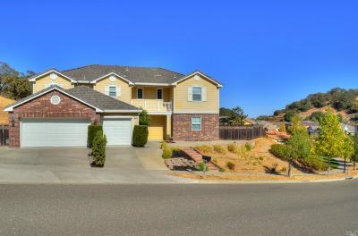 Fairfield Single Family Home For Sale: 879 Bridle Ridge Drive