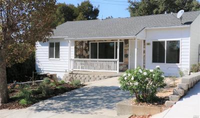 Benicia Single Family Home For Sale: 15 Corte Del Sol