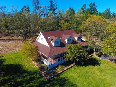 Angwin Single Family Home For Sale: 2255 Summit Lake Drive