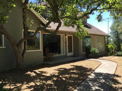Angwin Multi Family 5+ For Sale: 450 Sunset Drive