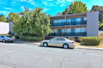 Vallejo Multi Family 5+ For Sale: 110 Wilson Avenue
