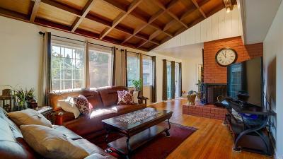 Novato Single Family Home For Sale: 1367 Monte Maria Avenue