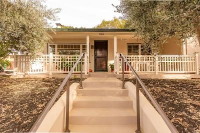 Healdsburg CA Single Family Home For Sale: $1,289,000