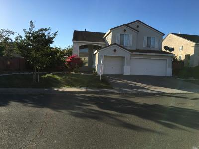 Vallejo Single Family Home For Sale: 3211 Terrace Beach Drive