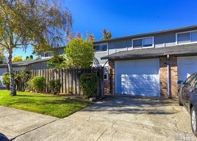 Lakeport Single Family Home For Sale: 1735 Montana Vista Street