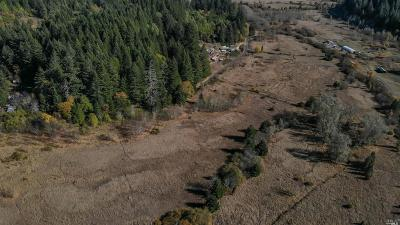 Mendocino County Residential Lots & Land For Sale: Sherwood Rancheria Road