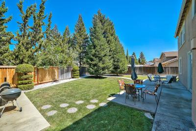 Solano County Single Family Home For Sale: 461 Gatehouse Drive