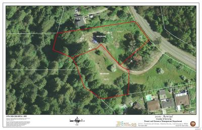 Guerneville Residential Lots & Land For Sale: 15290 Armstrong Woods Road