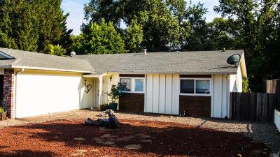 Willits Single Family Home For Sale: 135 Mill Creek Drive