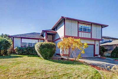 Rohnert Park Single Family Home Contingent - Release: 1087 Santa Cruz Way