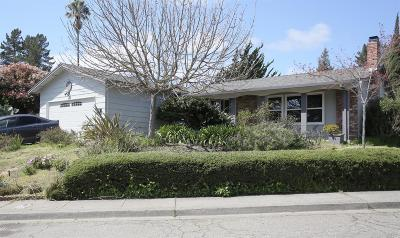 Vallejo Single Family Home For Sale: 213 Parkview Terrace