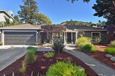 Tiburon Single Family Home For Sale: 102 Jefferson Drive