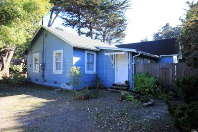 Fort Bragg Single Family Home Contingent-Show: 32951 Hare Creek Road