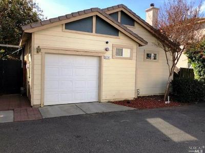 Solano County Single Family Home For Sale: 314 Vazquez Court