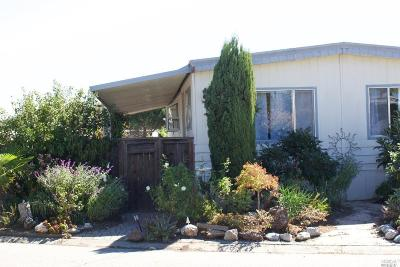 Marin County Mobile Home For Sale: 98 Yosemite Road #98