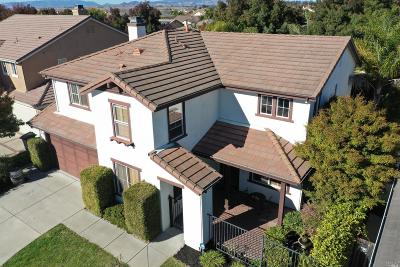 Napa County Single Family Home For Sale: 416 Bettona Way