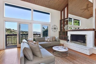 Sausalito Condo/Townhouse For Sale: 351 Sausalito Boulevard