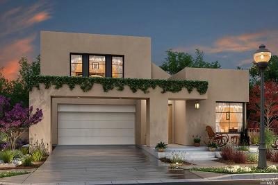 Sonoma County, Mendocino County, Napa County, Marin County, Lake County Single Family Home For Sale: 1354 Calabazas Drive