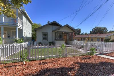 Benicia Single Family Home For Sale: 822 East 5th Street