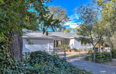 Fairfax CA Single Family Home For Sale: $799,000