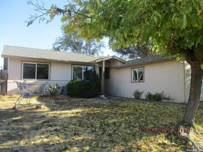 Vallejo Single Family Home For Sale: 130 Purdue Drive